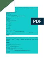 ejercicios ecuaciones parametricas