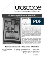 Euroscepticism in the UK