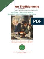 L Initiation Traditionnelle 2014 Numero 2