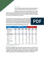 Exportaciones en El Perú