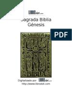 01 Sagrada Biblia - Génesis
