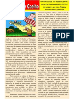 O CONTROLE DO PETRÓLEO NA ORIGEM DO CONFLITO ENTRE VENEZUELA E COLÔMBIA