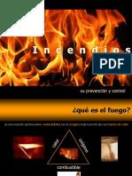 Tipos Incendio