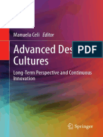 Advanced Design Culture - Book