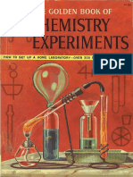 The golden book of chemistry experiments_Brent