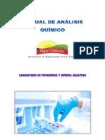 Manual de Análisis Químico