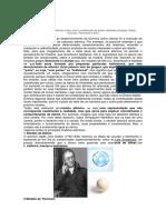 A Evolução Do Modelo Atômico Contou Com a Contribuição de Quatro Cientistas Principais