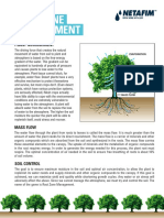 A045 Root Zone Management