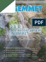 Revista Diciembre 2012 Ingemet Metalogenia
