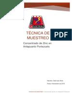 Informe Tecnicas de Muestreo.docx