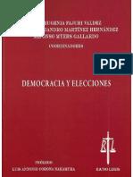 Democracia Elecciones