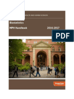 Handbook Biostatistics Mph Ay 2016 2017