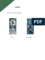 1 OpenCM9 04 Hardware