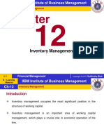 Ch-12 (Inventory Management) (1)