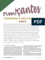 04 - Artigo complementar - Adoçantes Calóricos e Não Calóricos parte 2.pdf