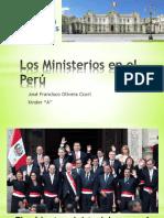 Los Ministerios en El Perú