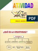 Clase 11 Creatividad