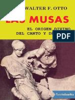 Las Musas - Walter F Otto