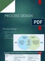 4. Process Design