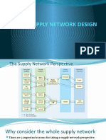 6. Supply Network Design