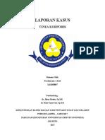 Tinea Korporis (Case Report)