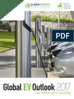Global Ev Out Look 2017