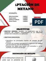 Captación de Metano