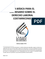 35 Guía Básica de Regulación Laboral en CR