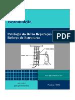 Patologia Do Betao Reparacao e Reforco de Estruturas