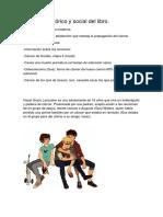Contexto Histórico y Social Del Libro