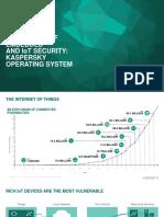 KasperskyOS Product Presentation Eng
