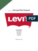 levis case study