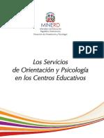 Servicios de Orientacion y Psicologia
