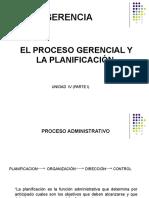 4-PROCESO GERENCIAL Y PLANIFICACION.ppt