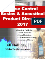 Acoustical Product Directory 2017