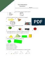 Guía Matemáticas GEOMETRIA