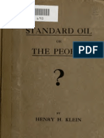 (1914) Standard Oil or the People