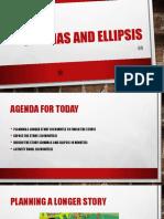 Commas and Ellipsis