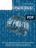 Nature Neuroscience December 2005