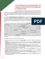 Congreso Internacional de Psicología Del Trabajo y RRHH 2016