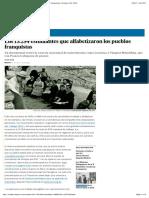 Los 13.254 estudiantes que alfabetizaron los pueblos franquistas | Cultura | EL PAÍS