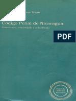 Codigo Penal de Nicaragua Segunda Edicion Segunda