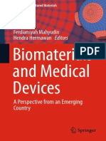 Book Biomaterials and Medical Devices