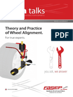 Tech Talks Wheel Alignment