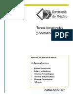 Catalogo Torres 2017