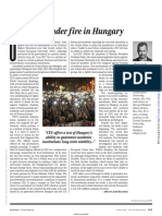 Academia Under Fire in Hungary
