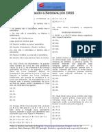 QUESTÕES GABARITADAS DE  RACIOCINIO LÓGICO PROFESSOR PAULO HENRIQUE (O PH).pdf