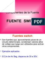 Modulo 8 Fuente Switch