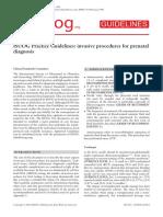 FINAL ISUOGPracticeGuidelinesInvasiveProcedures