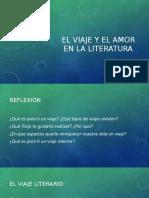 El Viaje y El Amor en La Literatura 3MB